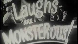 Abbott and Costello Meet Frankenstein movie trailer
