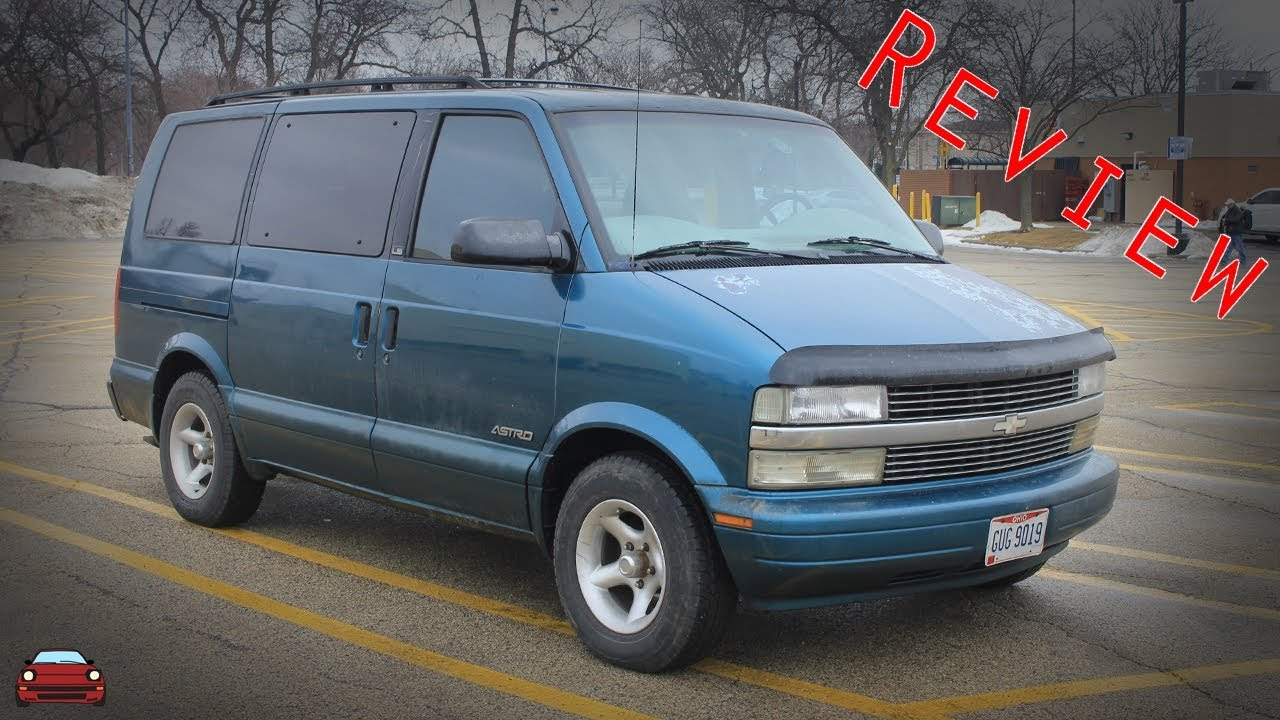 1999 Chevy Astro Review