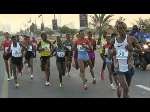 RAK Half Marathon 2013 (Part 1 of 3)