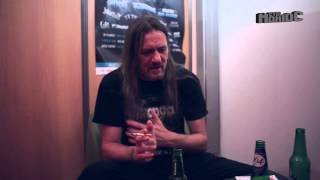 Interview Sodom - Tom Angelripper (Hellfest 2015)