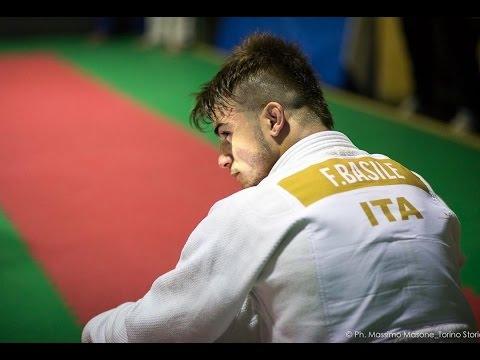 Fabio Basile the new star judo