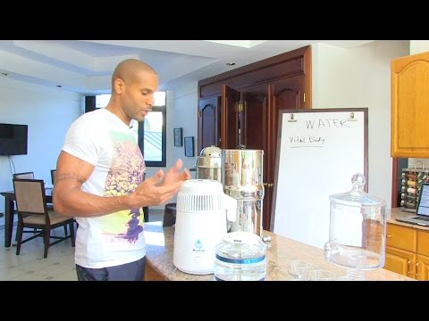 HOW TO ENERGIZE WATER AND BLOOD