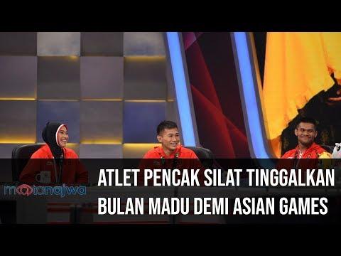 Mata Najwa Part 6 - Cerita Para Juara: Atlet Pencak Silat Tinggalkan Bulan Madu Demi Asian Games