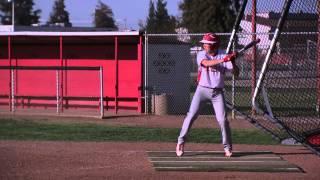 Jimmy Bates 3rd Base Class 2014 Skills Video