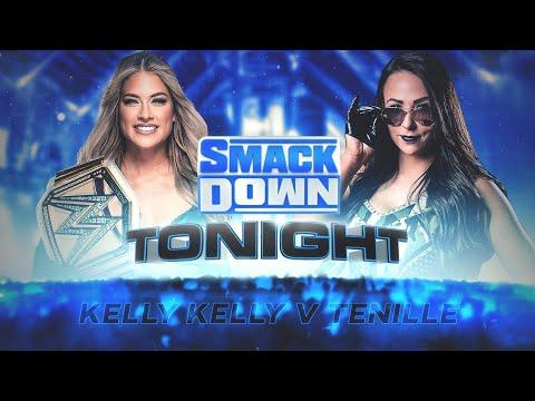 WWE 2K20 Universe Mode  - SDL - Kelly Kelly v Tenille Dashwood