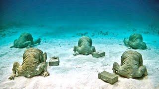 12 गजब की चीजे जो समुन्दर के बीचो बीच मिली 12 scariest things found deep ocean ! Unusual discoveries
