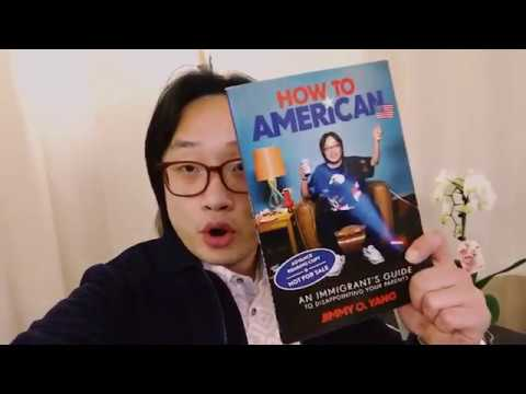 How To American - Jimmy O. Yang's New Book