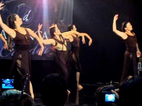 Escola Profetas da dança 2010. Cura-me