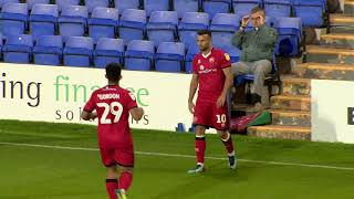 Tranmere v Walsall