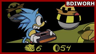 Sonic on the Atąri 2600!? - But does it work on Real Hardware?