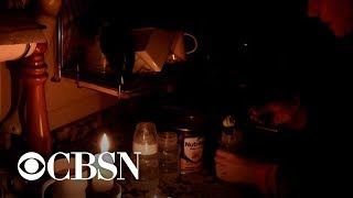 Crippling power outage in South America leaves 44 million in the dark