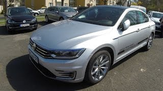 VOLKSWAGEN VW PASSAT GTE SEDAN B8 3G! REFLEX SILVER COLOUR ! WALKAROUND ! PLUG IN HYBRID !
