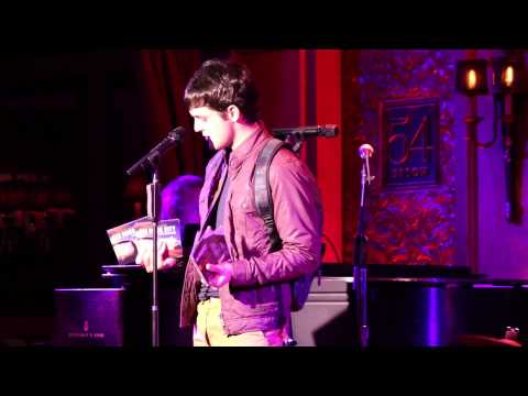 "Wesley Taylor - live performance of ""Map of the Stars"""