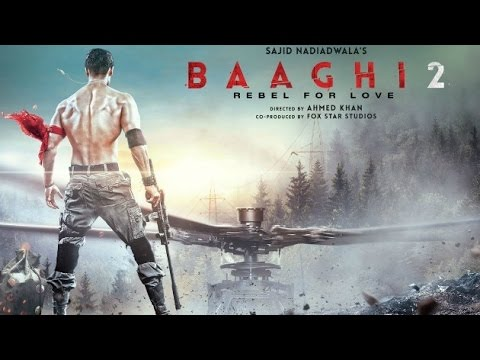 Tiger Shroff's Baaghi 2 Poster Unveiled | Bollywood Buzz