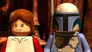 LEGO Star Wars III: The Clone Wars - 100% Guide #1 - Geonosian Arena (All Minikits)