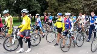 Встреча велопробега по Сумской области в г. Шостка(, 2013-08-24T20:37:26.000Z)