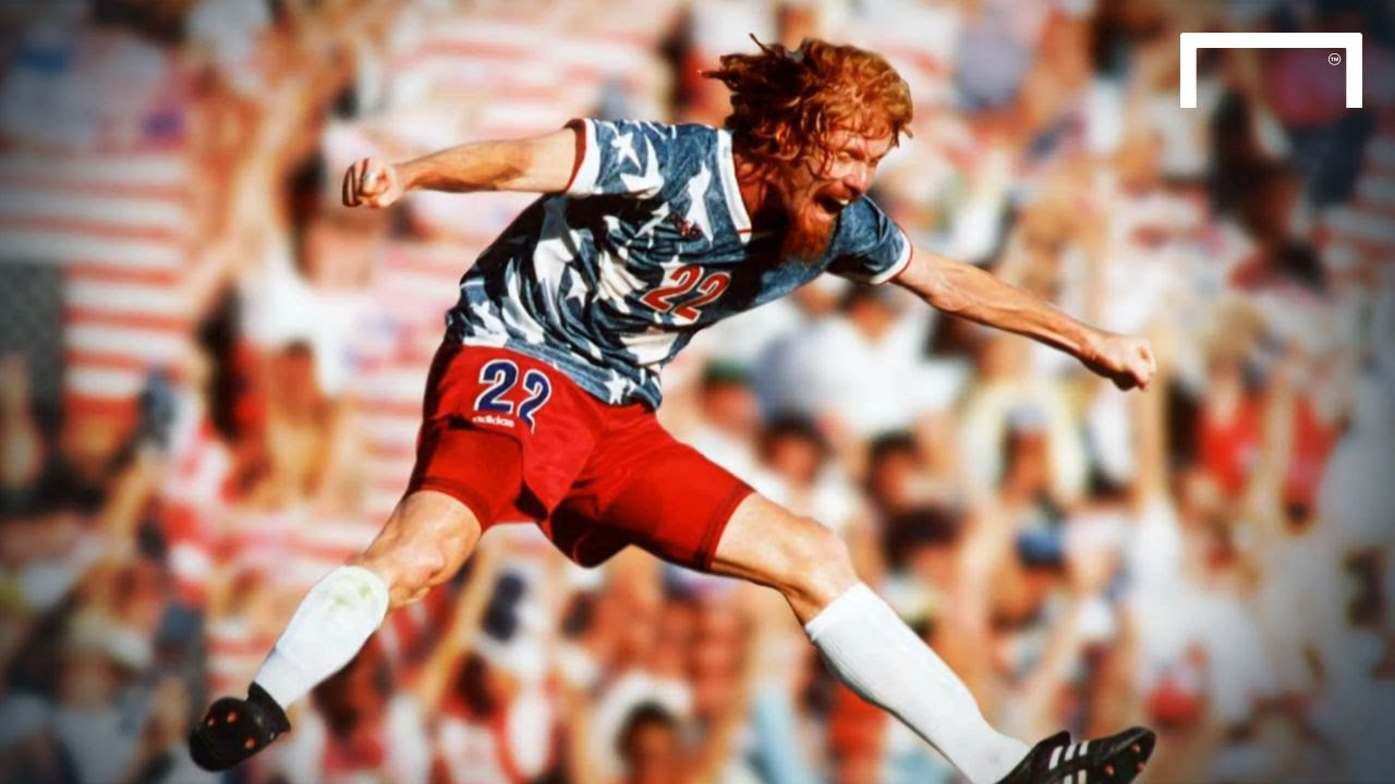 Download Alexi Lalas: USA earned respect in 94' | World Cup Memories