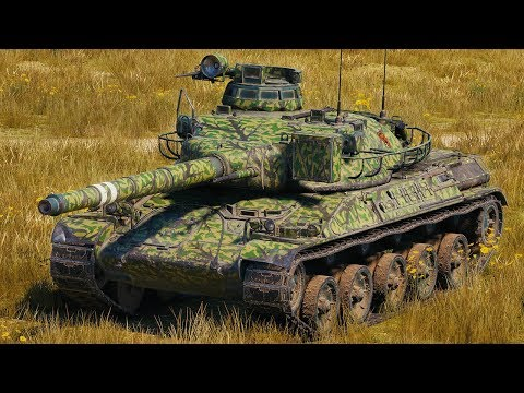 World of Tanks AMX 30 B - 7 Kills 9K Damage thumbnail