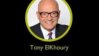 BBC Arabic Festival Judge: Tony ElKhoury نبذة عن أعضاء لجنة تحكيم مهرجان بي بي سي عربي