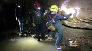 Local Cave Expert Dives Into Thailand Rescue Operation