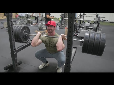 WHY YOU NEED TO BE DOING FRONT SQUATS   Bradley Martyn
