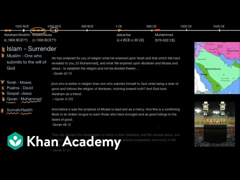 Introduction to Islam  | World History | Khan Academy