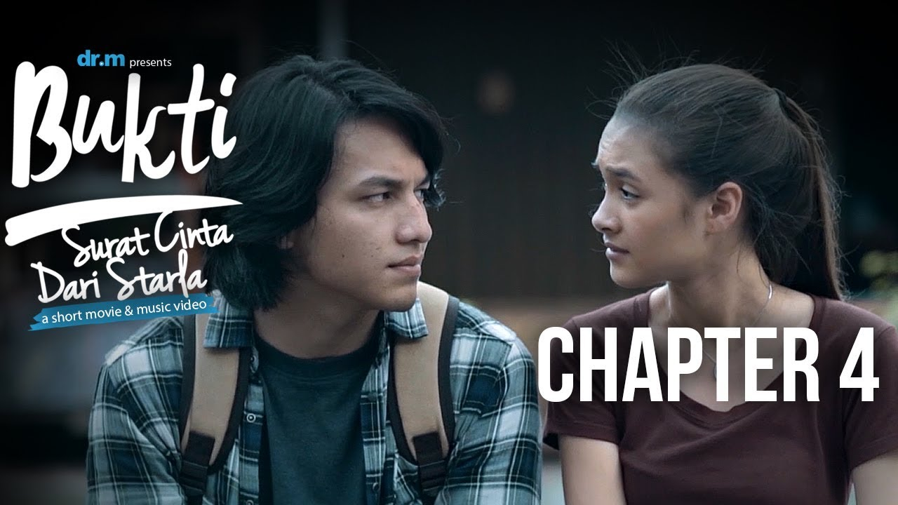 Bukti Surat Cinta Dari Starla Jefri Nichol Caitlin Chapter 4 Short Movie