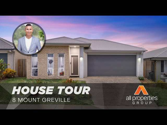 8 Mount Greville Way, Park Ridge | House Tour | Chris Gilmour