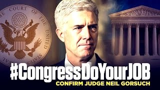 LIVE STREAM: Judge Neil Gorsuch Confirmation Debate Supreme Court Justice Nominee 4/3/17 LIVE Debate