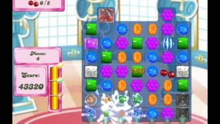 Candy Crush Saga Level 2656 (19 moves)