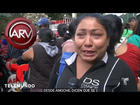 Mueren niños en incendio en un hogar de Guatemala | Al Rojo Vivo | Telemundo
