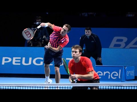 Kontinen/Peers Remain Perfect Highlights