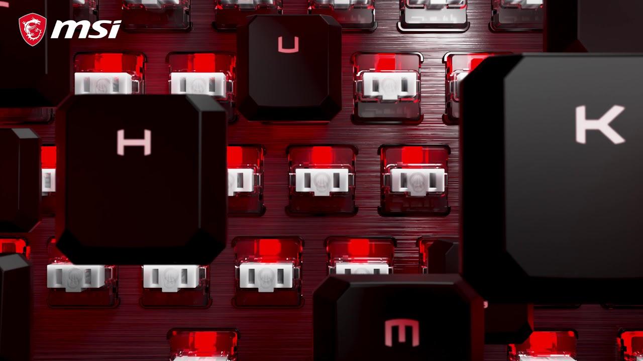 Découvrez notre clavier GK50 Low Profile, un clavier au design unique