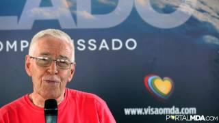 Pr. Walter Cullen da Cruzada Estudantil e Profissional pra Cristo comenta sobre a Visão MDA