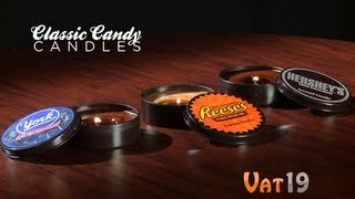 Candles Smell Just Like Hershey's And Reese's