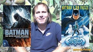 Crítica De Las Películas Batman & Mr. Freeze: SubZero (1998) Y El Regreso Del Caballero Oscuro