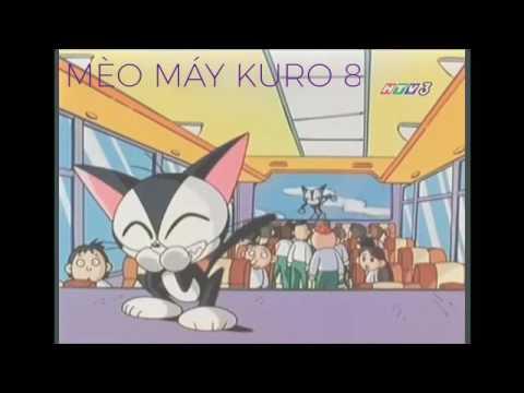 Full Mèo Máy Kuro Tập 8 HTV3 Lồng Tiếng