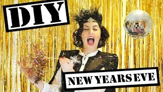 DIY New Years Eve Party Thumbnail