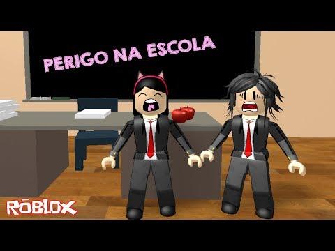 Roblox - FUGIMOS DA ESCOLA (Escape School Obby) | Luluca Games