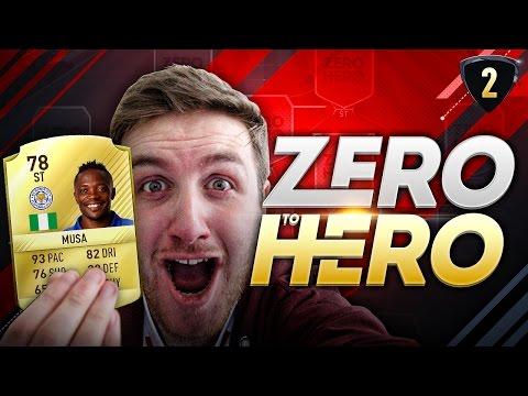 FIFA 17 ZERO TO HERO - NEW PLAYER!