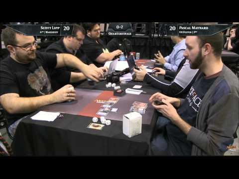 Grand Prix Omaha 2015 Quarterfinals