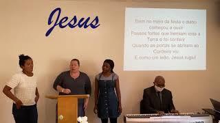 Ministério de Louvor Culto 23/08