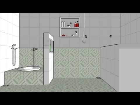 Desain Kamar Mandi Dengan Wc Jongkok Vlog 34 Youtube
