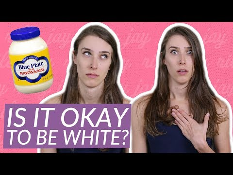 Is it okay to be white? | Riley J. Dennis