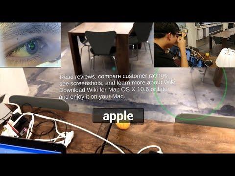 inSight Eye Tracking Mixed Reality Headset - YouTube