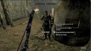 [Dawnguard]How To Get The Dwarven Crossbow