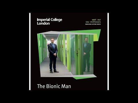 The Bionic Man - Explore the potential to interface the human nervous system with robotic limbs