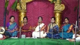 Dr.Nagavalli Nagaraj & her disciples- Jagadoddharana-Purandaradasa