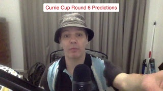 Currie Cup 2018 Round 6 Predictions