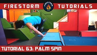 Tutorial Tuesday 63: Palm Spin
